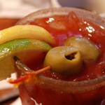Spicy Bloody Mary Meatloaf