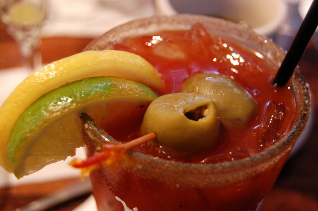 Spicy Bloody Mary Meatloaf · Faith Middleton's Food Schmooze