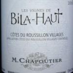 French Red: Bila–Haut
