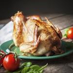 NYC: Sensational Foie Gras Chicken at Rotisserie Georgette