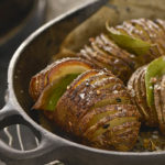 Raghavan Iyer_Hasselback Potatoes recipe