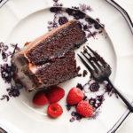 Julia Turshen's Happy Wife, Happy Life Chocolate Cake