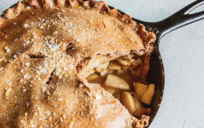 apple quince pie recipe
