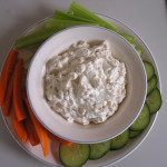 Quick, Fabulous Whipped Feta Dip