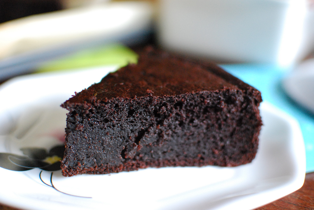 Ina Garten's Decadent Gluten-Free Chocolate Cake · Faith Middleton's ...