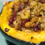 Recipes & Ideas for Acorn Squash + A Cozy Autumn Sipper