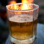 A Bourbon Cider Sipper for a Night in Front of the Fire