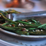 Green Beans with Brown Butter and Toasted Pecans