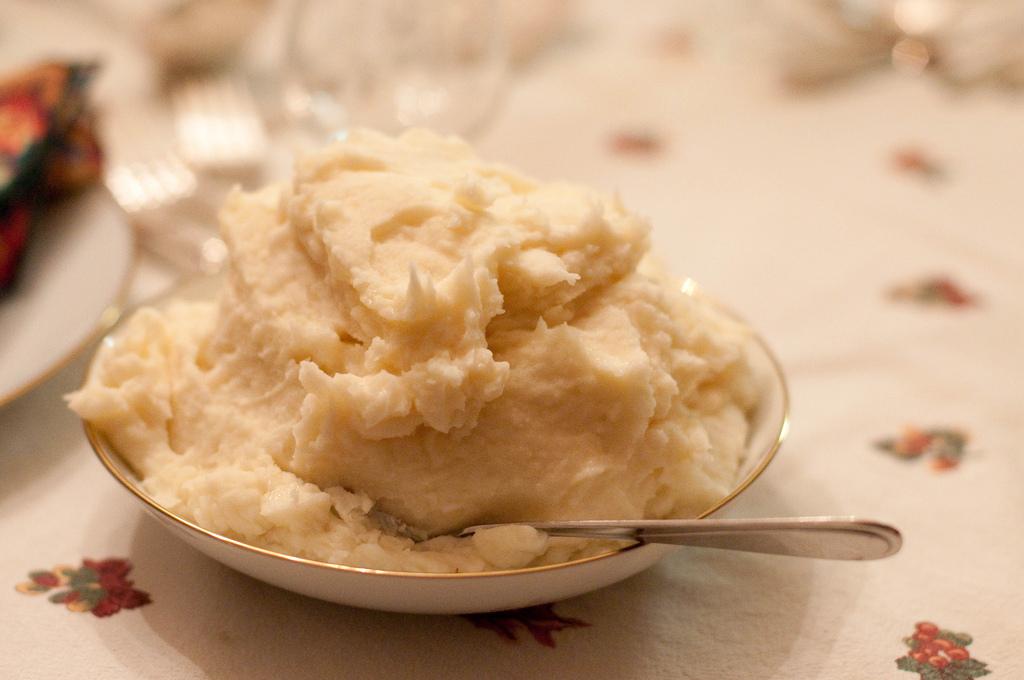 Chris's Basic Mashed Potatoes · Faith Middleton's Food Schmooze