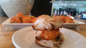 Buffalo Chicken slider