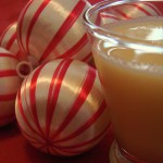 A Spiked Eggnog that Lifts the Spirits