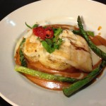 Halibut with a Dreamy Beurre Blanc Sauce