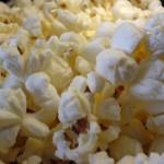 The Physics of Popcorn
