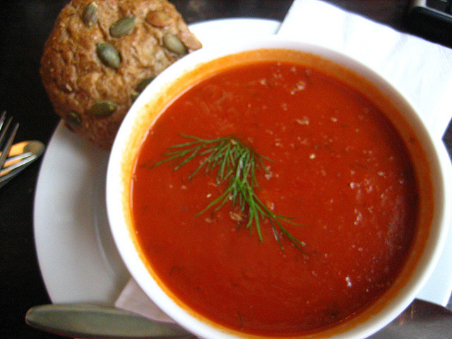 Image result for canned soup tomato