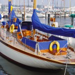 Cooking Dockside for Boaters