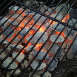 How to Use Charcoal Twice!