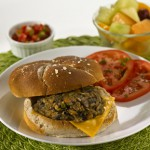 Faith Middleton's Indian Veggie Burgers