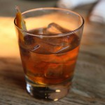 Easy Cocktail: Peg Leg Old Fashioned with Rum