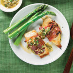 Sensational Prosciutto-Wrapped Lemon Piccata Fish Fillet