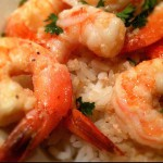 Fast, Easy Delicious Weeknight Shrimp & Rice