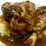Coq au Vin Becomes Fabulous Choc au Vin…Yup, Chocolate!