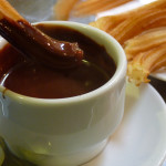 Thick and Spicy Chocolate Dipping Sauce