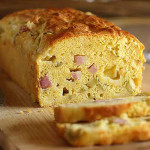 Savory Antipasto Quick Bread