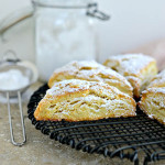 Lemon-Ginger Scones