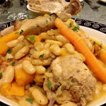 Carole Peck's Good News Cafe Chicken Tagine