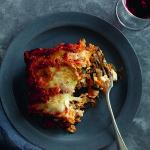 Spinach-Matzo Lasagna
