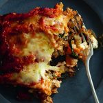 Modern Jewish Cooking_Spinach Matzo Lasagna recipe_Photo by ©2015 Sang An