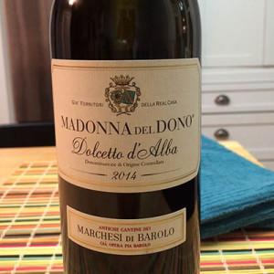 Madonna Del Dono, Dolcetto d' Alba