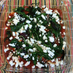 Polenta Lasagna, Greek-Style recipe