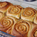 Sugar-Glazed Cinnamon Rolls