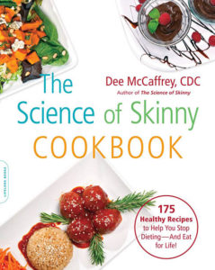 science of skinny cookbook image
