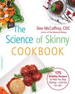 science of skinny cookbook image