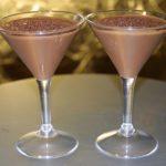 Salted Chocolate Martini