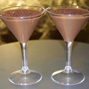 Salted Chocolate Martini · Faith Middleton's Food Schmooze