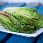 Faith's Simple Grilled Romaine Lettuce