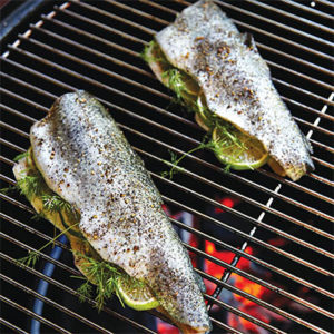 grilled trout_recipe