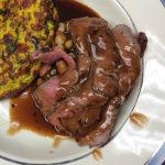 Savory Coffee Glaze for Chicken or Steak