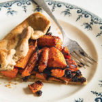 Carrot-Currant Crostata