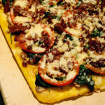 Polenta Pizza for All!