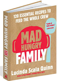 Mad Hungry Family by Lucinda Scala Quinn