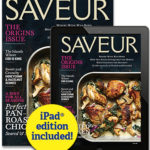 Support The Food Schmooze, Get a Year of Saveur Magazine (Special Fundraising Show)