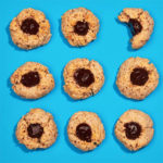 Dorie Greenspan's Coco-Almond Thumbprints