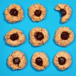 Dorie Greenspan's Coco-Almond Thumbprints recipe