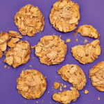 Dorie Greenspan_Almond Crackle Cookies recipe
