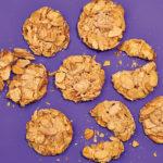 Dorie Greenspan_Almond Crackle Cookies recipe