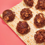 Dorie Greenspan's Chocolate Matzo Morsels